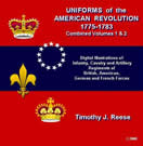 Uniforms of the American Revolution, 17750-1783