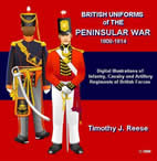 British Uniforms of the Peninsular War, 1808-1814