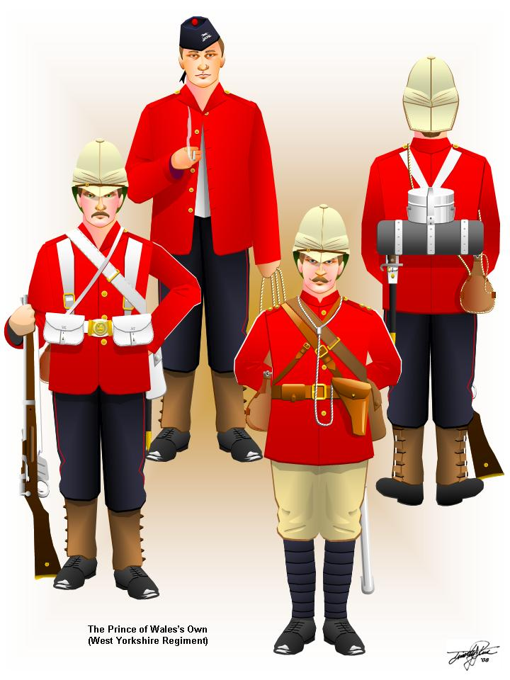 French And Indian War Provincial Uniforms British uniforms of queen
